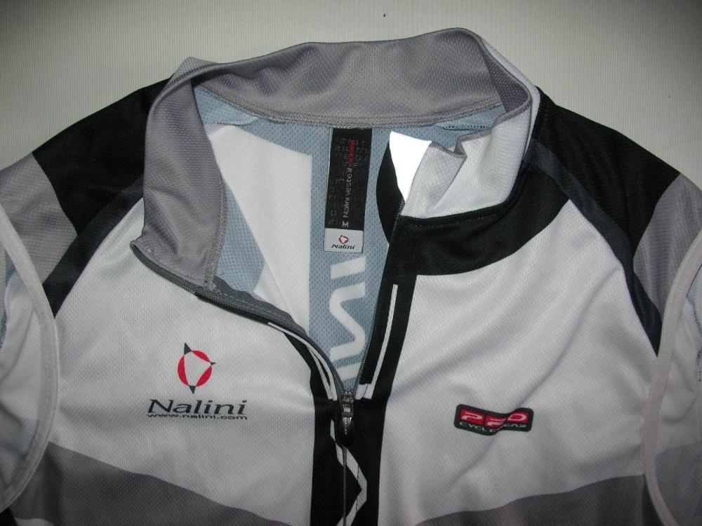 Веломайка NALINI active sleeveless jersey (размер М) - 8