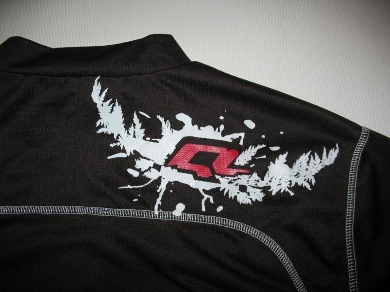 Футболка QLOOM bike jersey  (размер L) - 5