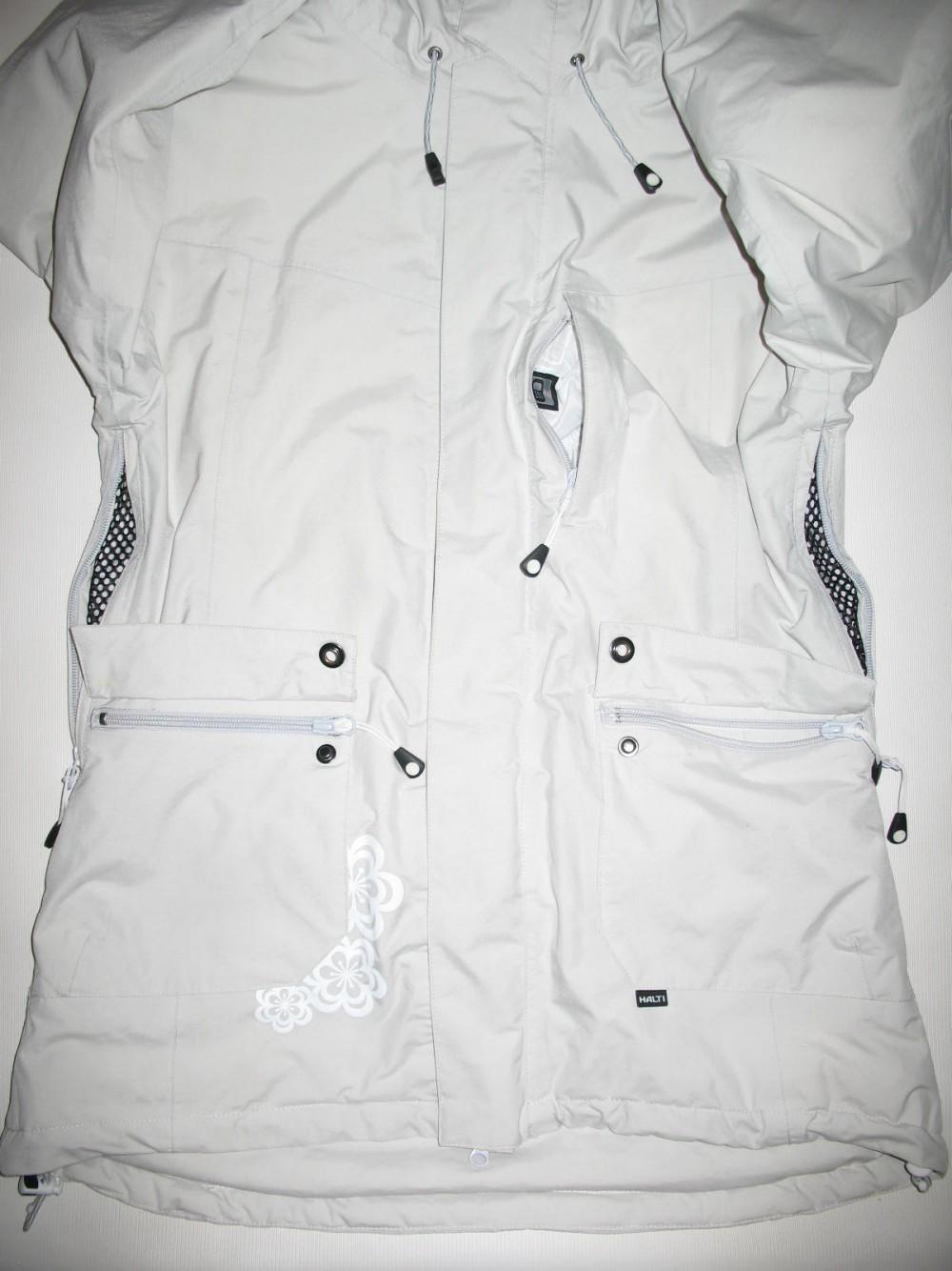 Куртка HALTI drymaxx ski jacket lady (размер L/M) - 3