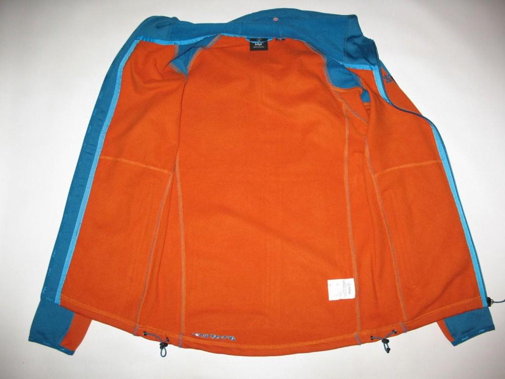 Кофта KILPI yoho-m fleece hoodies jacket (размер S) - 8