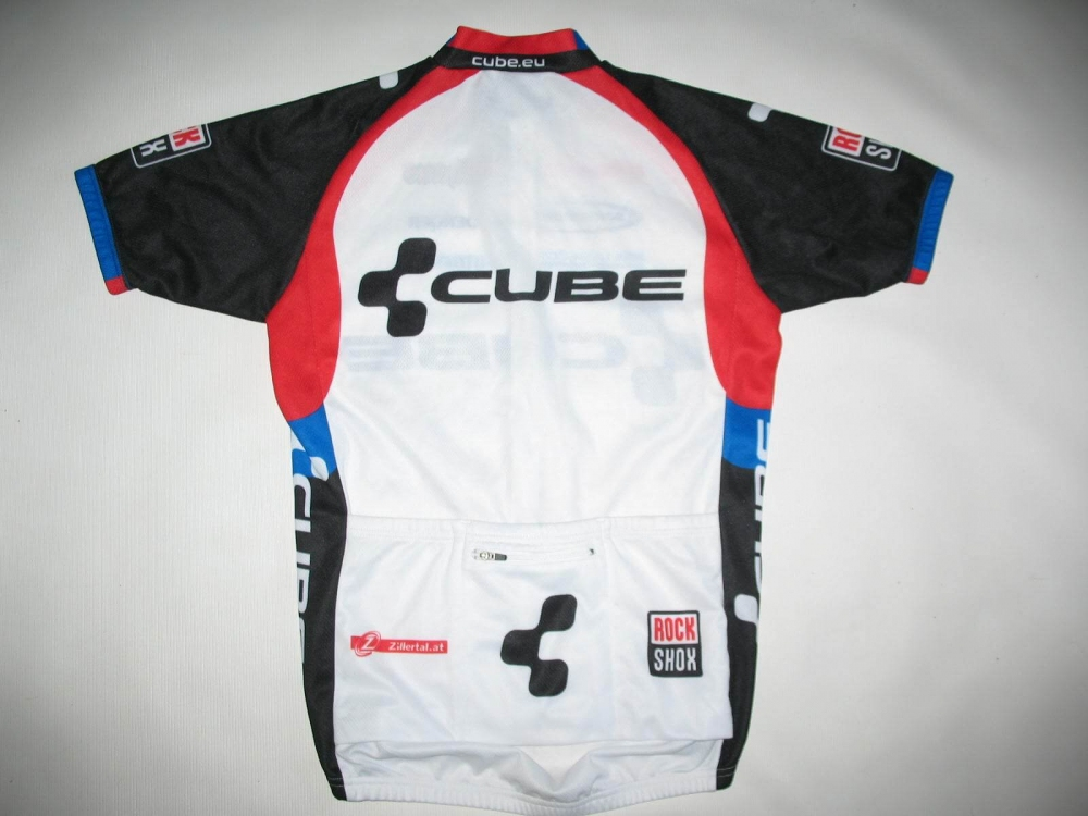 Веломайка CUBE cycling jersey (размер S/XS) - 1