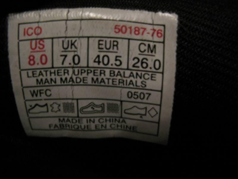 Ботинки VANS skate  (размер US 8/UK7/EU40, 5(260mm)) - 14