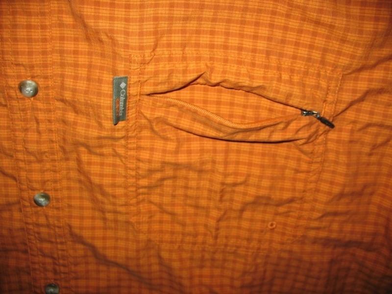 Рубашка COLUMBIA grt shirt (размер L(реально XL/XXL)) - 5