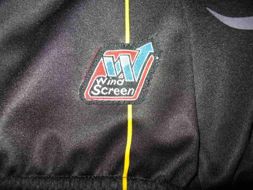 Велокуртка MYbike windscreen 2in1 cycling jacket (размер L) - 6