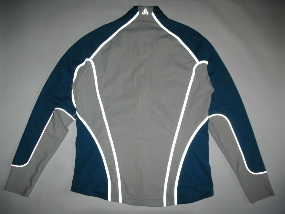 Куртка ODLO nagano windstopper jacket (размер L) - 2