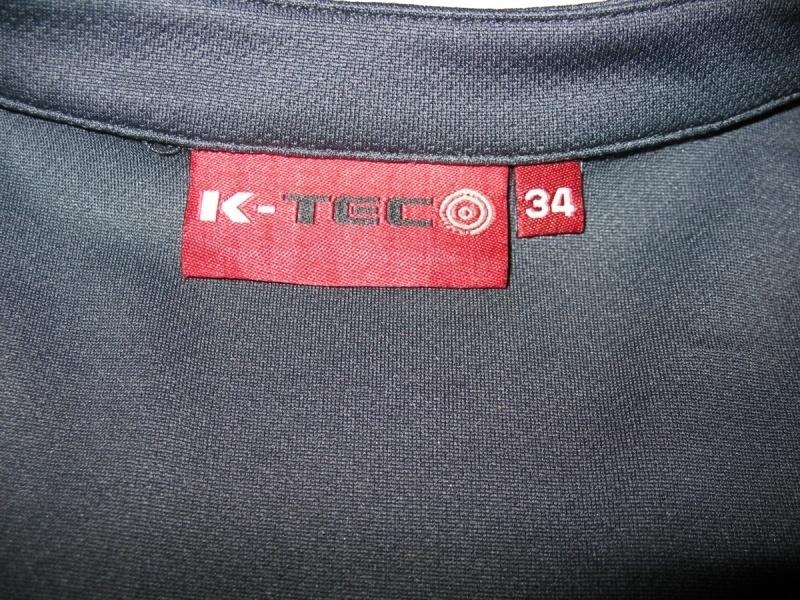 Футболка K-TEC lady  (размер 34-S) - 3