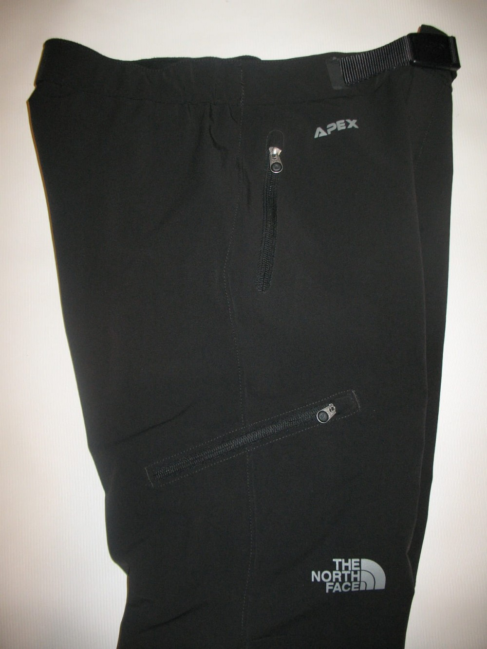 Штаны THE NORTH FACE apex softshell pants lady (размер 8/S) - 3