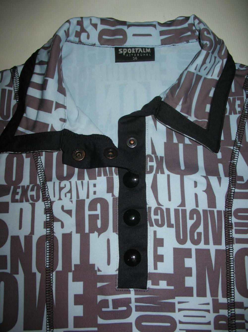 Футболка SPORTALM shirts lady (размер 36-S/M) - 2