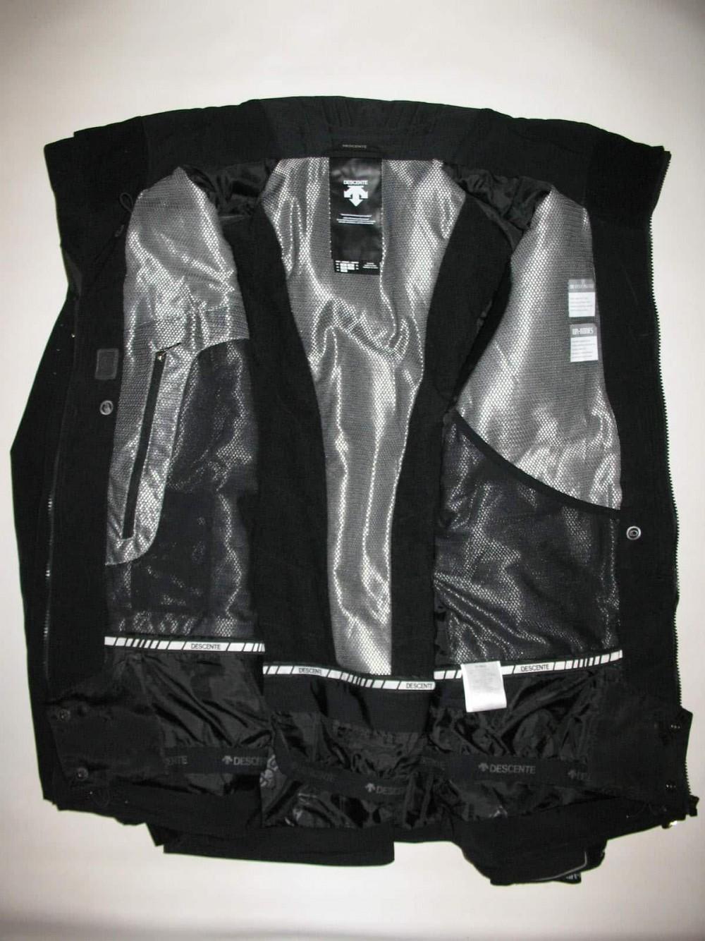 Куртка DESCENTE swiss olympic ski jacket (размер 54/XL) - 8