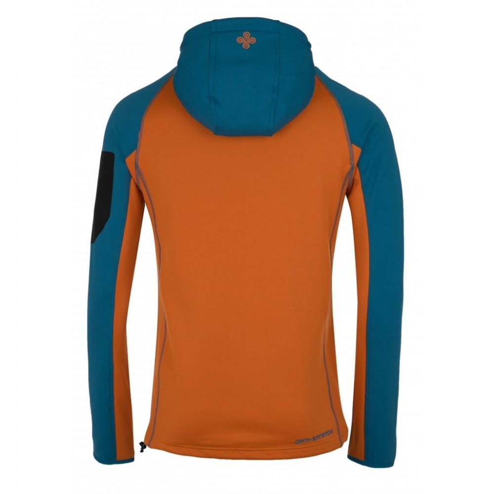 Кофта KILPI yoho-m fleece hoodies jacket (размер S) - 1