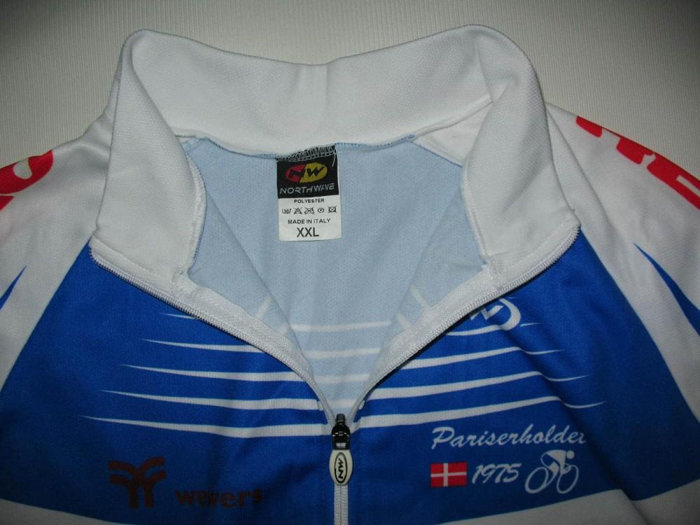 Велокомплект NORTHWAVE heino windtex/fleece 2 cycling jackets (размер XL/XXL) - 6