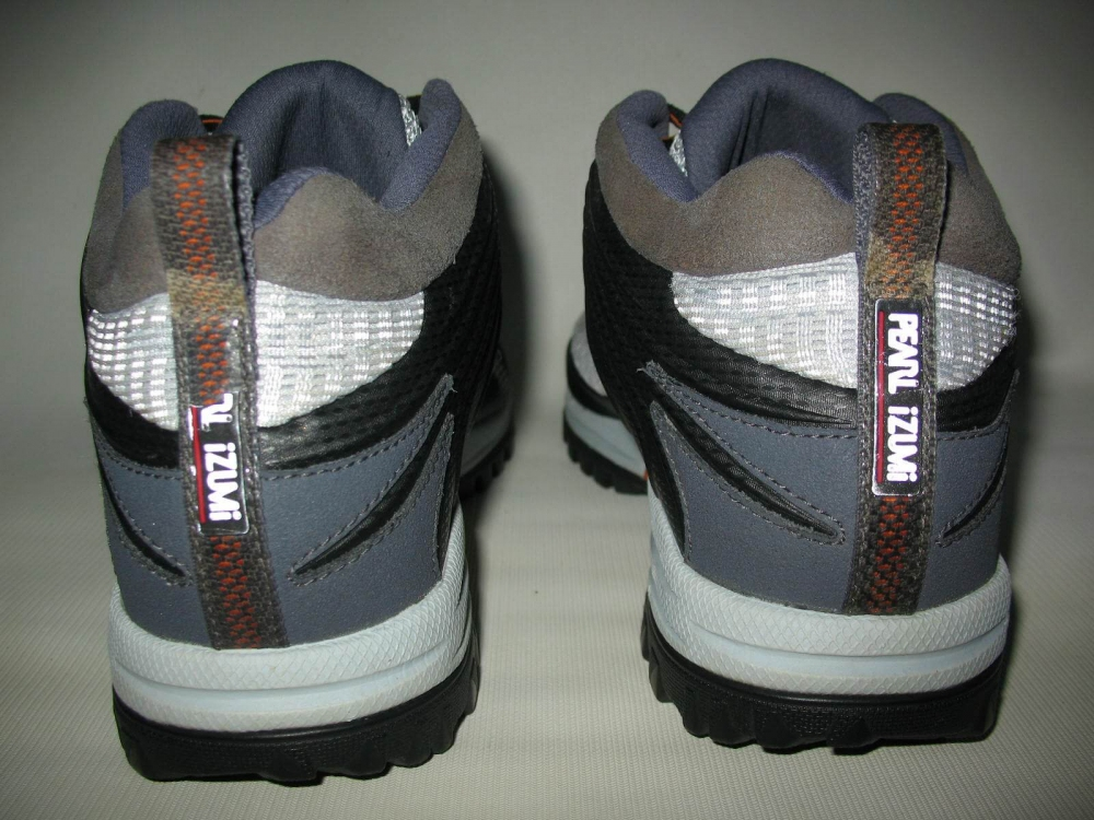 Велотуфли PEARL IZUMI X-Alp mid enduro shoes (размер UK9/US11/EU44(на стопу 280 mm)) - 12