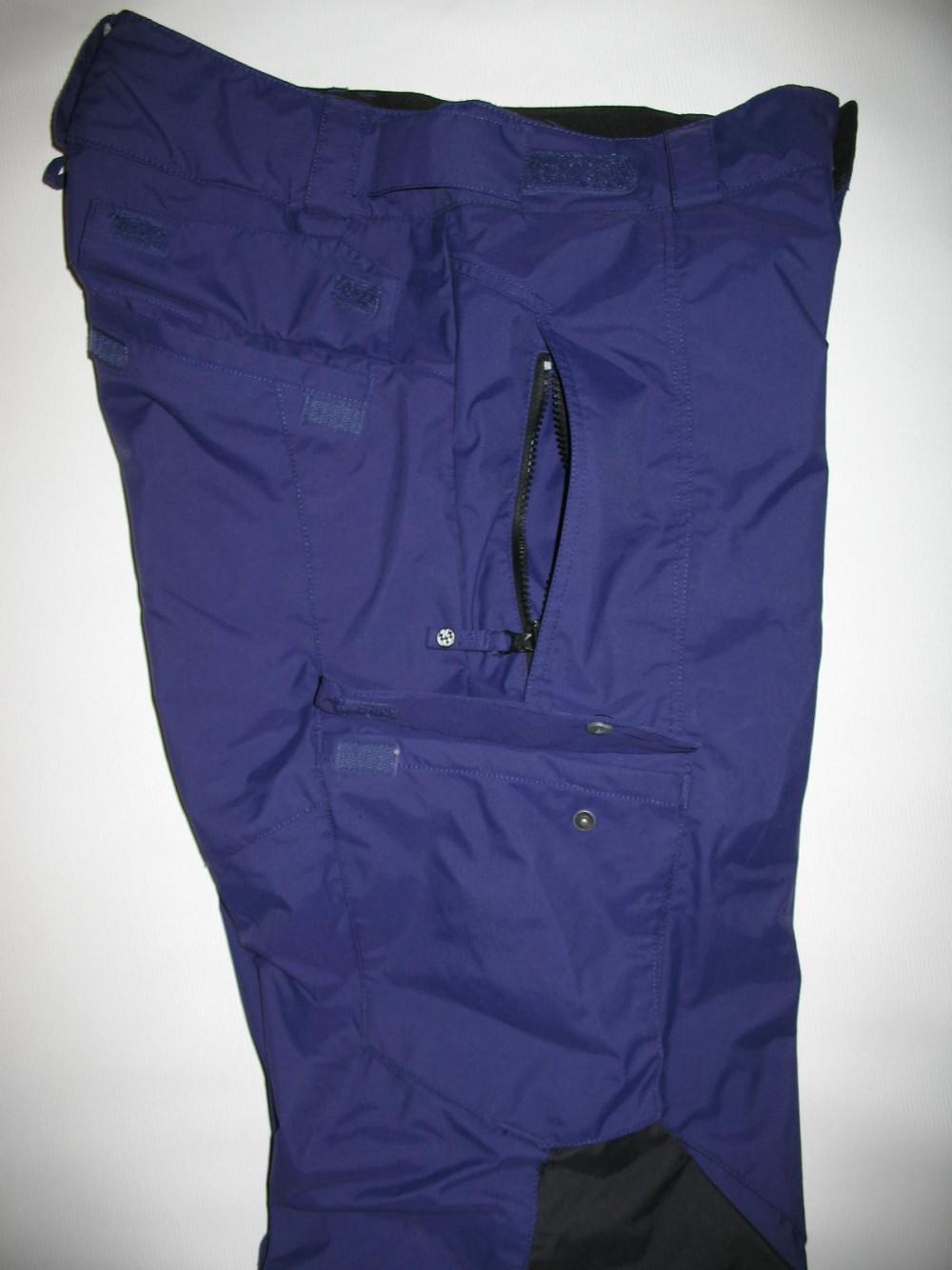 Штаны O'NEILL 10/10 snowboard pants (размер S) - 7