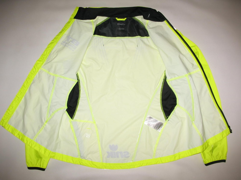 Куртка CRAFT brilliant run jacket lady (размер L) - 7