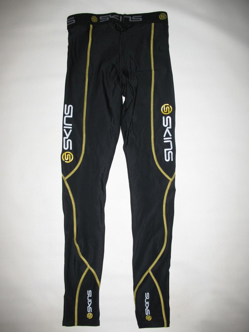 Футболка+брюки SKINS A200 compression long sleeves jersey+long tights (размер M) - 5