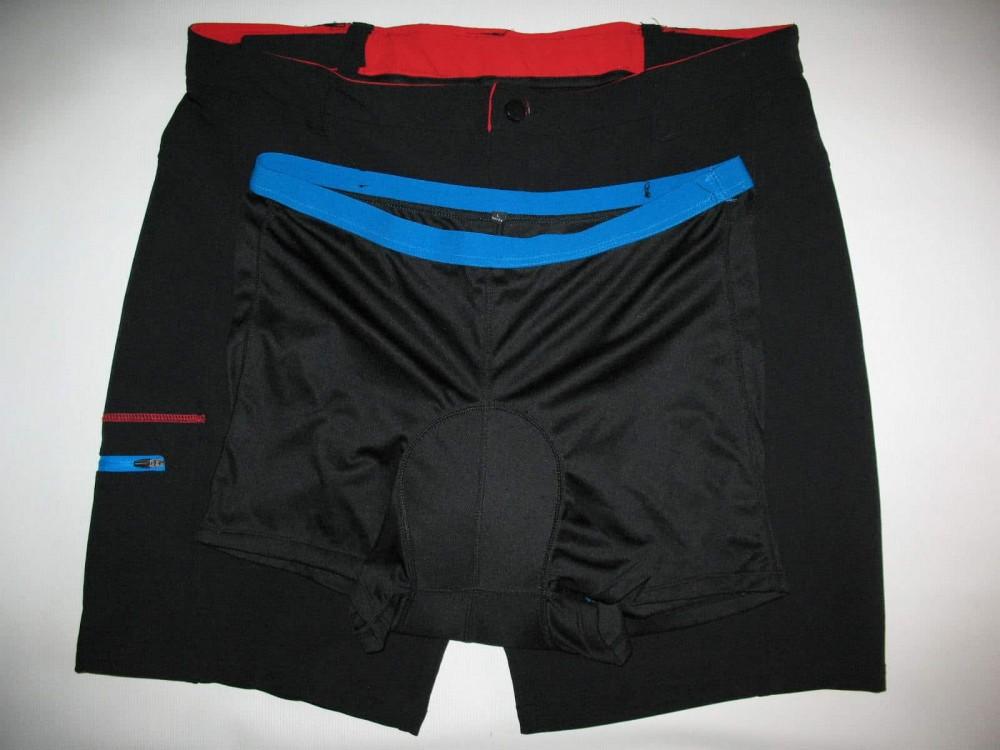 Велошорты CRANE mtb shorts (размер 52-54/L(реально XL/XXL)) - 1