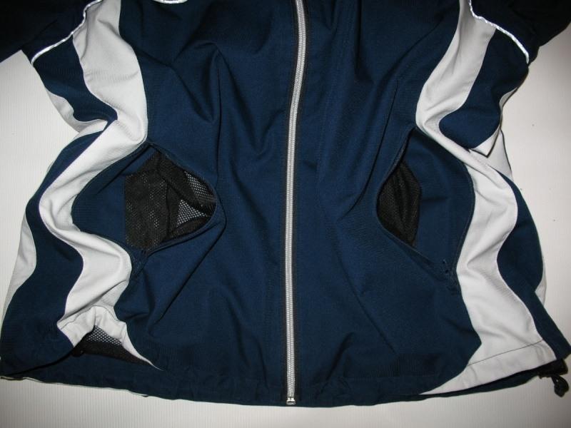 Куртка CONCURVE windstopper unisex (размер 38жен. -M, муж. -S) - 8