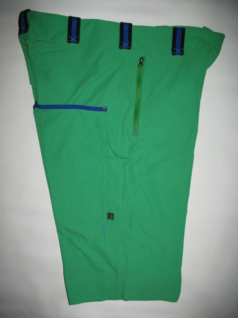 Шорты SALEWA climber 4. 0 DST La Mano shorts (размер 50-L) - 6