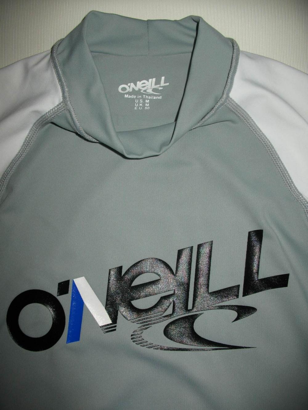 Рашгард O'NEILL Skins longsleeve crew rashguard (размер 50/M) - 2