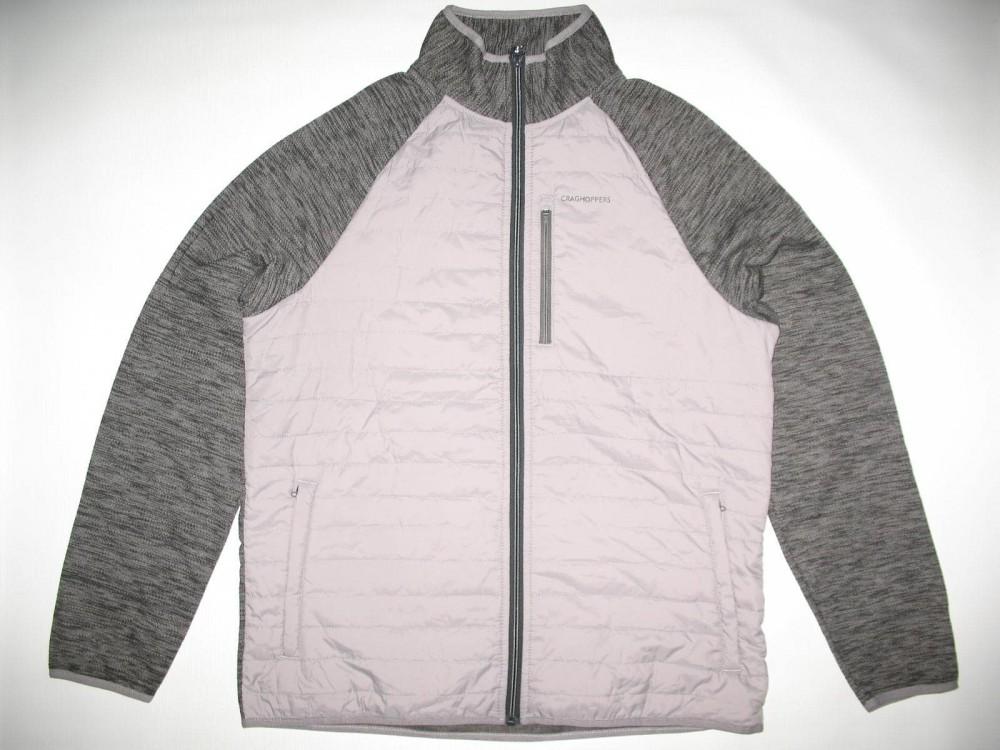 Куртка CRAGHOPPERS monto hybrid jacket (размер XL/XXL) - 1