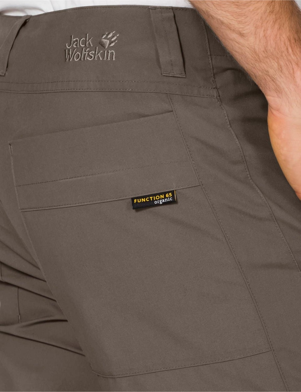Штаны JACK WOLFSKIN North evo pants (размер 50/L) - 2