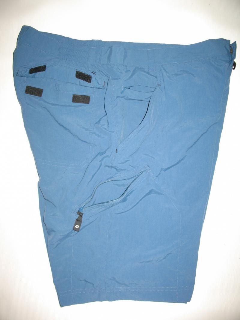 Шорты JACK WOLFSKIN rotorua shorts (размер 54-XL) - 10