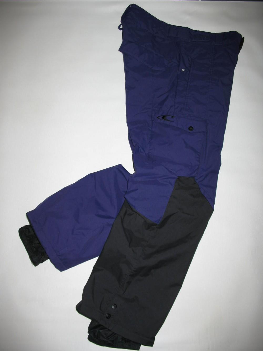 Штаны O'NEILL 10/10 snowboard pants (размер S) - 6