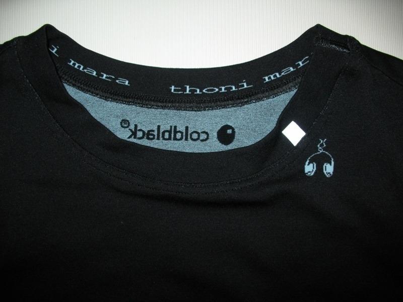 Футболка THONI MARA Premium coldblack Shirt (размер M) - 4