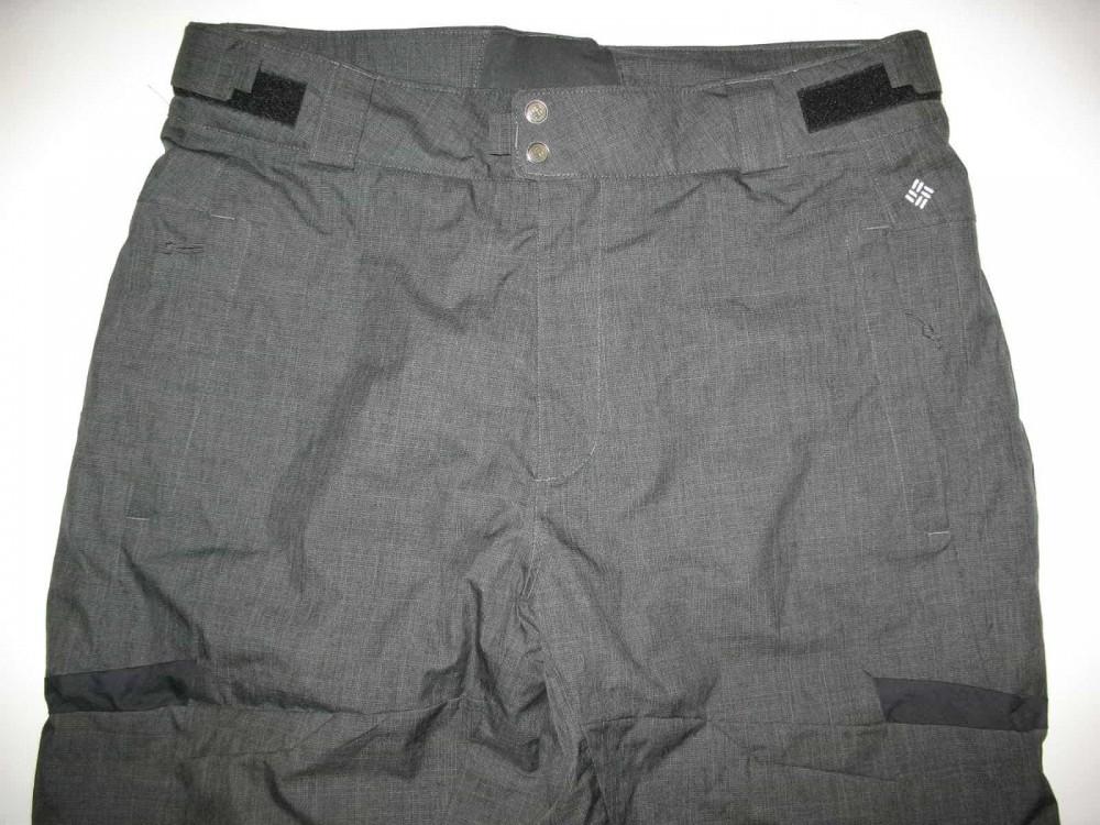Штаны COLUMBIA echochrome ski pants (размер XL) - 7