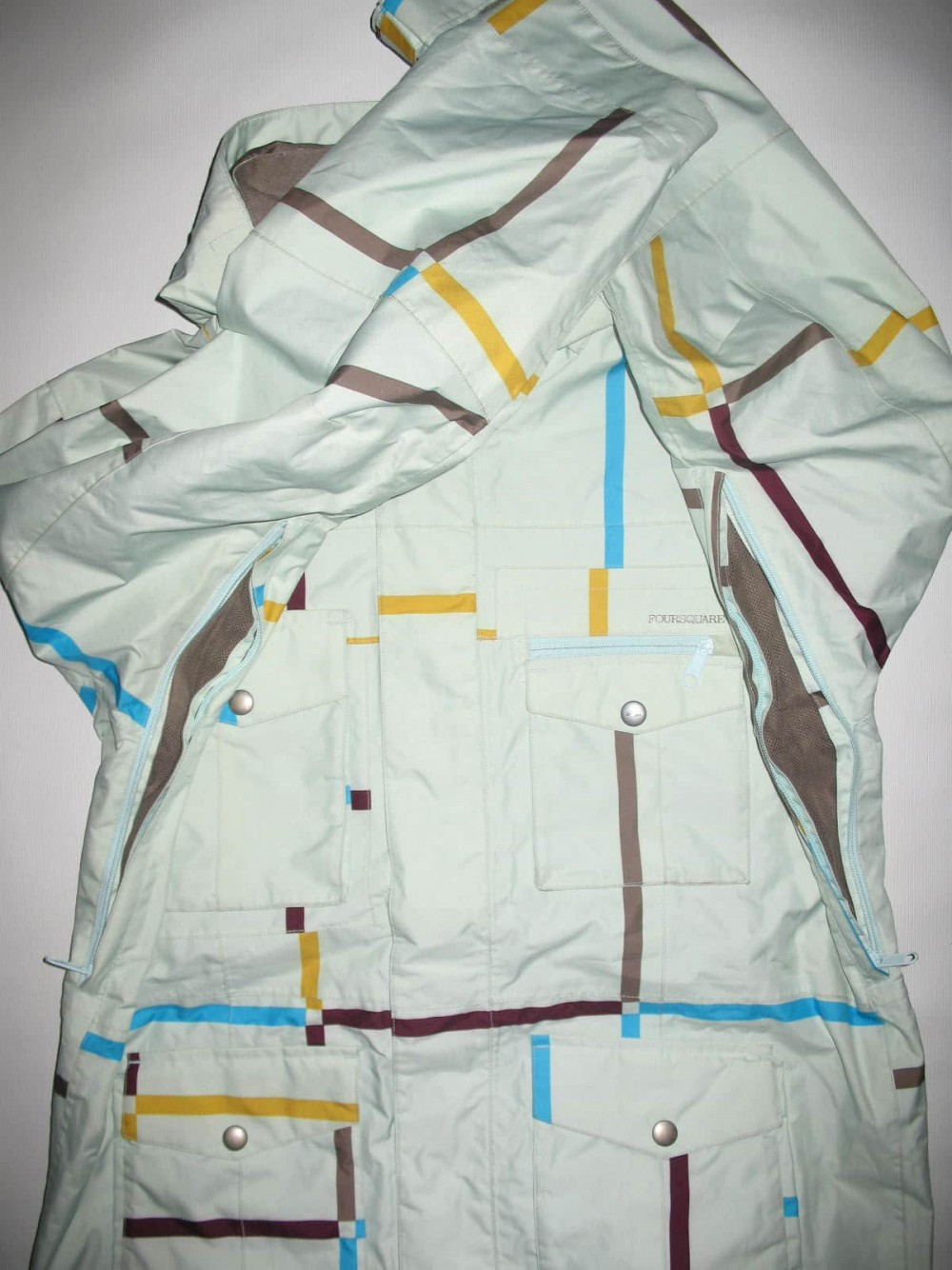 Куртка FOURSQUARE vise jacket (размер L) - 3