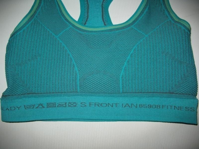 Футболка NONAME fitness top lady (размер S) - 2