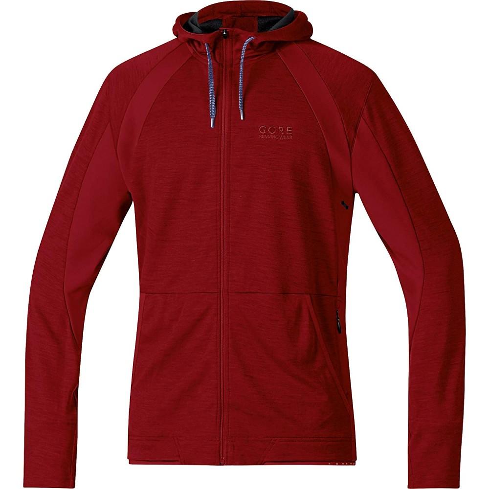 Кофта GORE running wear hooded running jacket (размер XXL) - 2