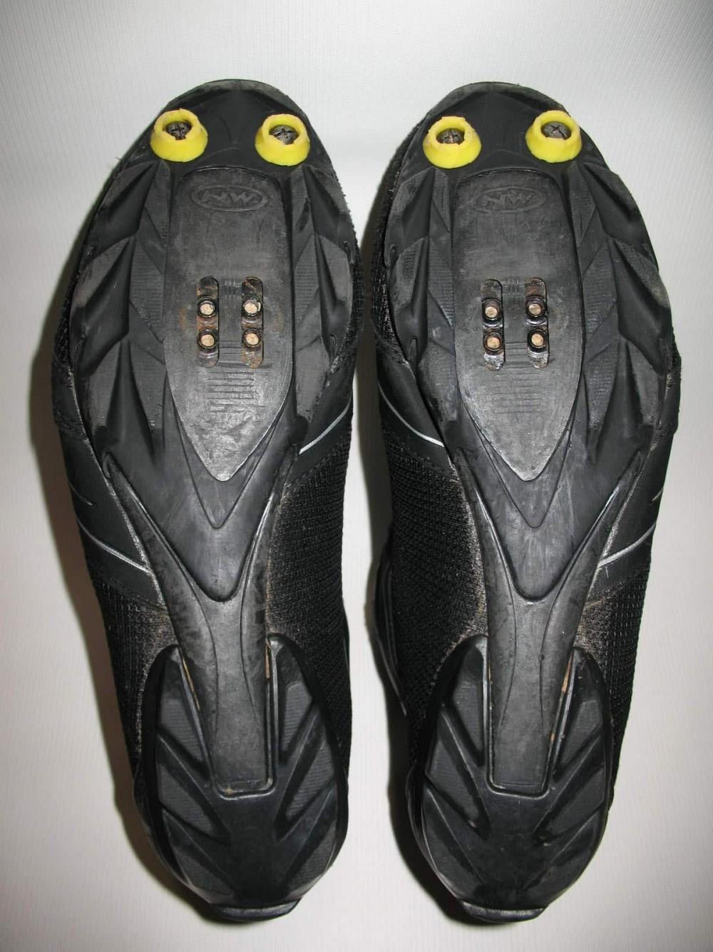Велотуфли NORTHWAVE winter GTX shoes (размер US10,5;EU43(на стопу до 275 mm)) - 8