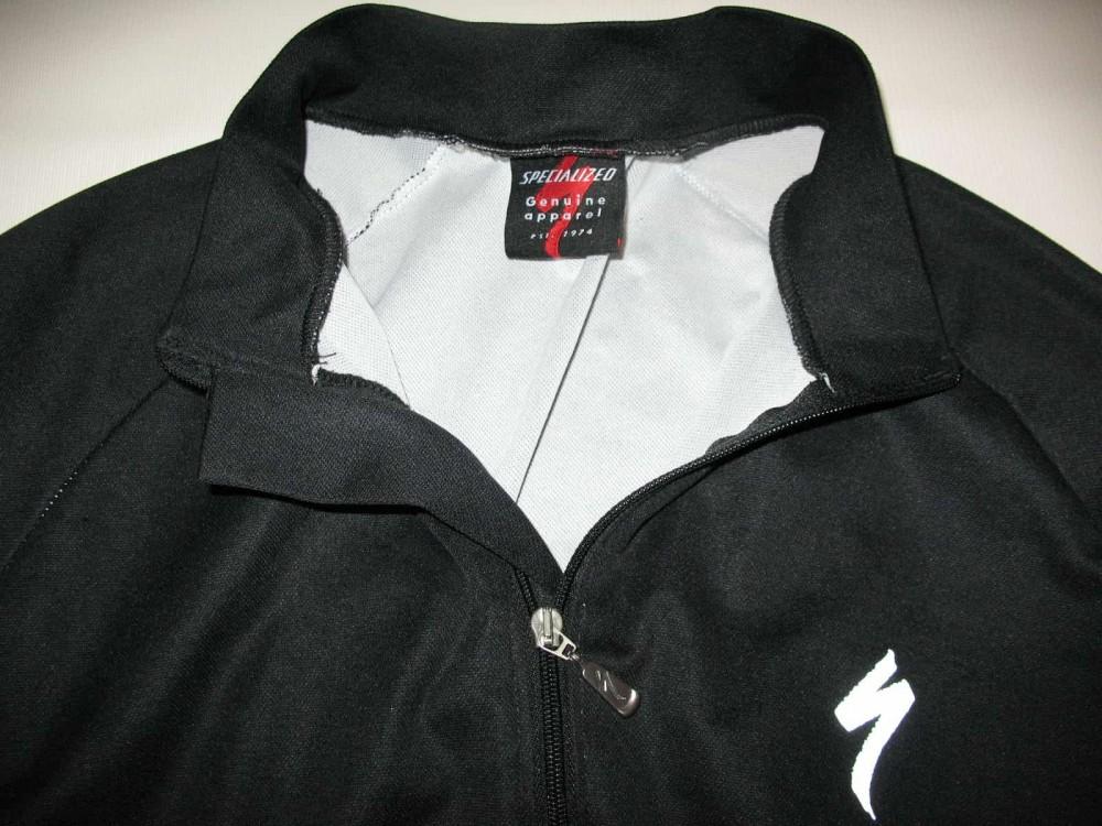 Велокуртка SPECIALIZED windtex cycling jacket (размер XL) - 2