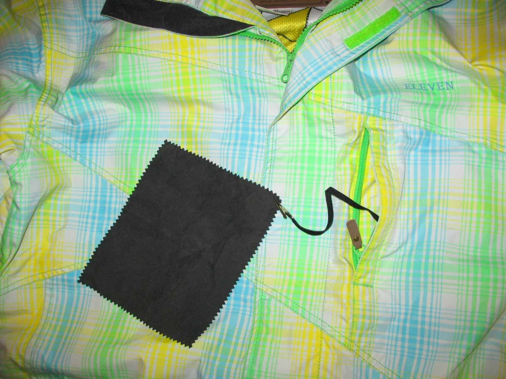 Куртка ELEVEN 10 10 snowboard jacket (размер XL) - 8