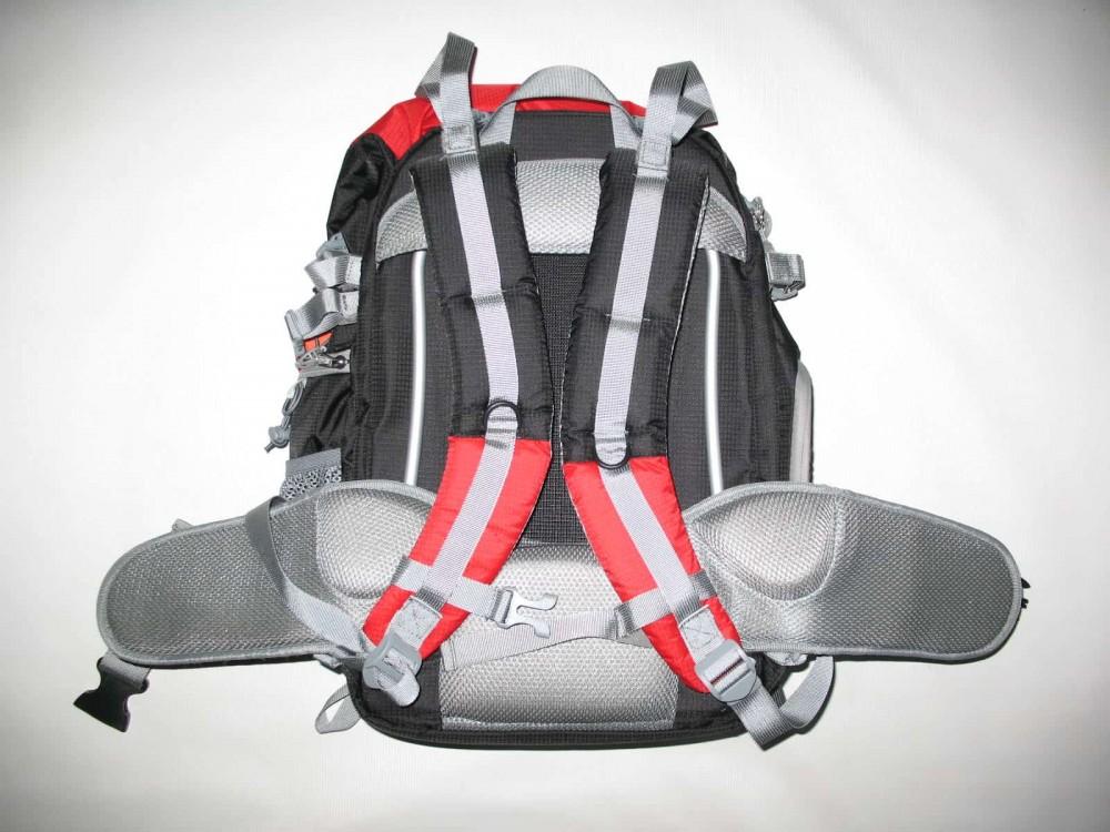 Рюкзак ROLLEI traveler canyon M red - 11
