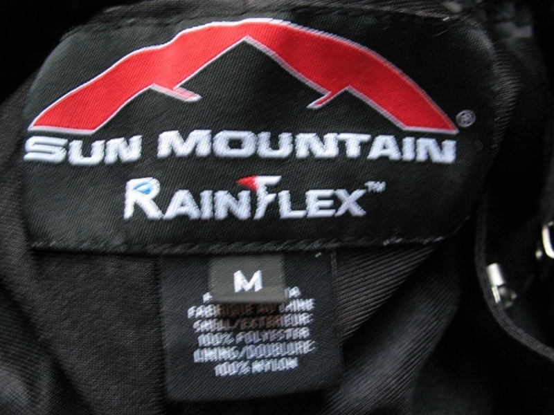 Штаны SUN MOUNTAIN rainflex pants (размер M) - 10