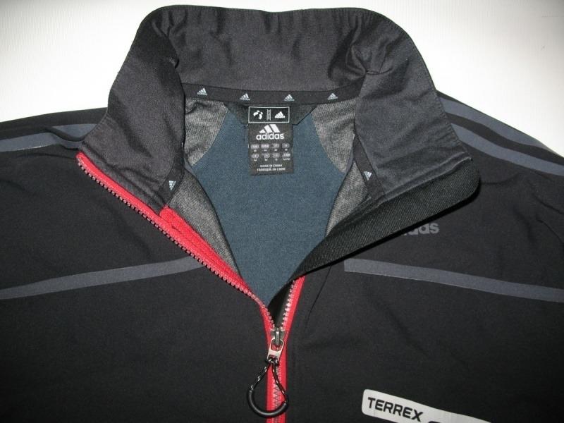 Куртка ADIDAS outdoor terrex windstopper active shell jacket  (размер M) - 2