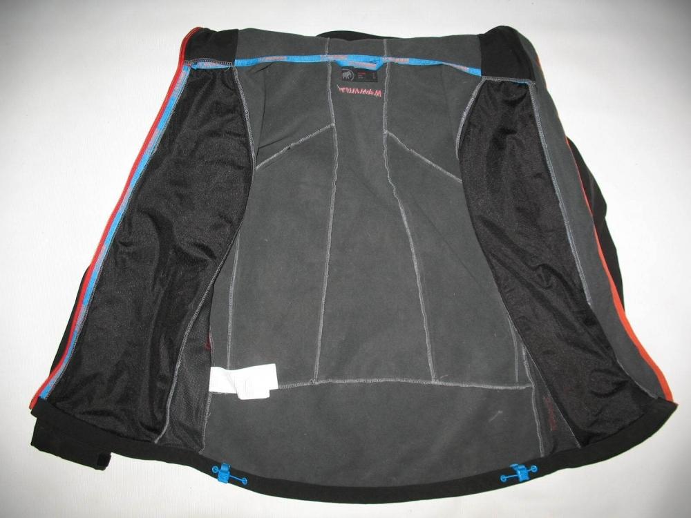 Куртка MAMMUT ultimate westgrat jacket lady (размер S) - 7