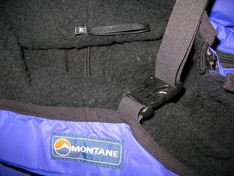 Штаны MONTANE mountain pants (размер M/L) - 6