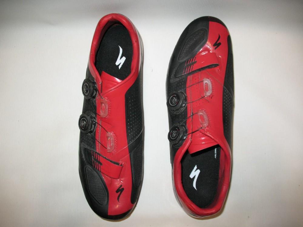 Велотуфли SPECIALIZED s-works xc mtb shoes (размер US12.25/UK11.25/EU46(на стопу до 295 mm)) - 5