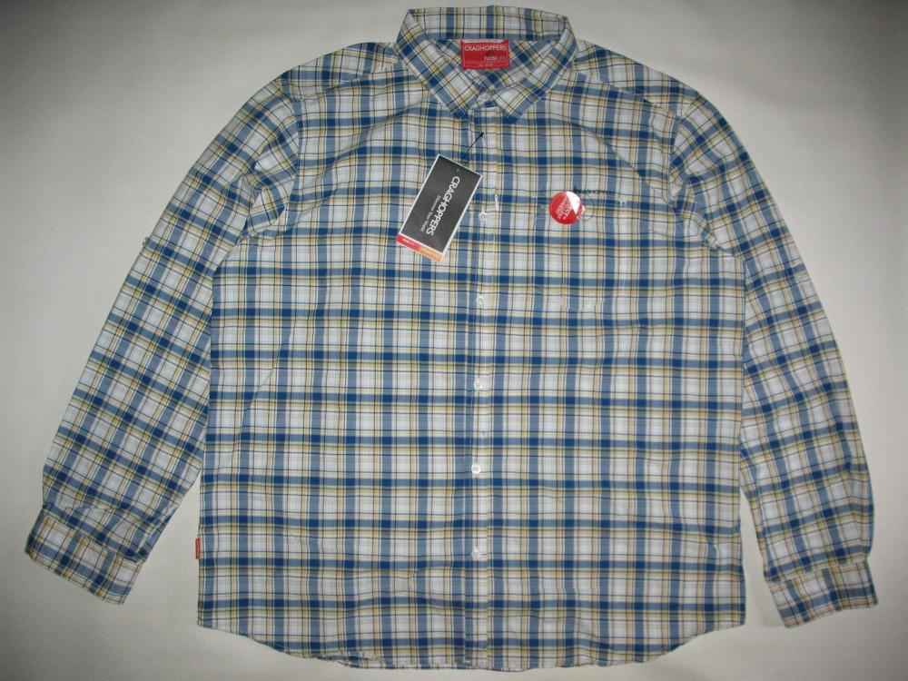 Рубашка CRAGHOPPERS nosiLife prospect shirt (размер 58-XXL/XXXL) - 1