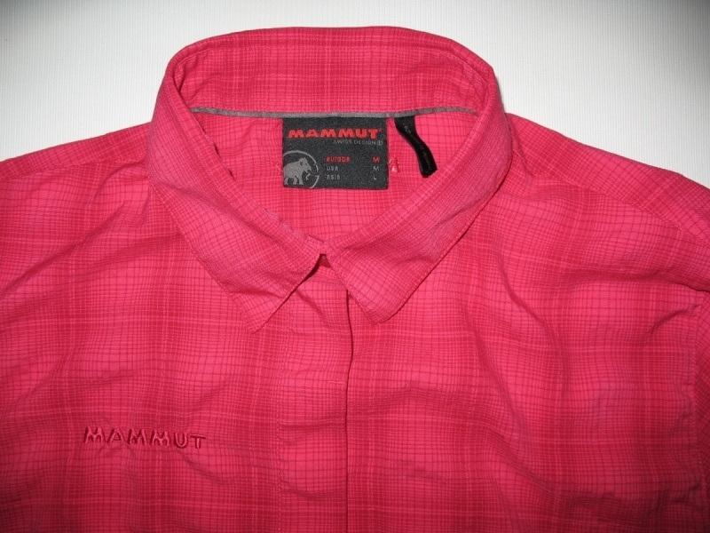 Рубашка MAMMUT Alessandria long shirt (размер M) - 3