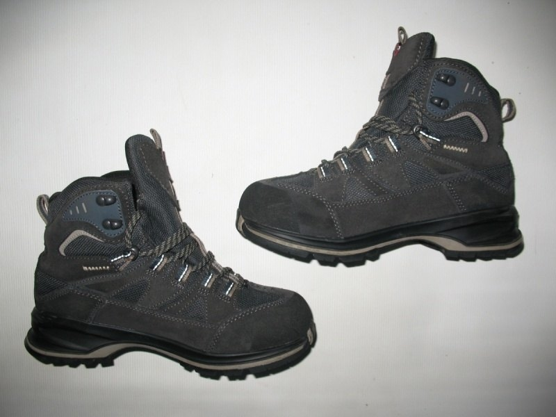 Ботинки  MAMMUT teton GTX lady (размер UK5/US6, 5/EU38(на стопу 240mm)) - 6