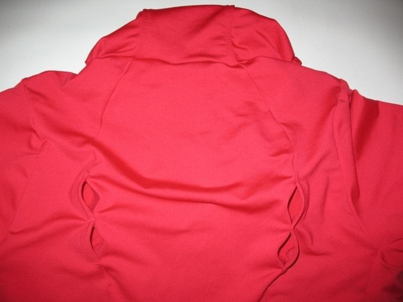Кофта ADIDAS core performance climalite full zip hoodie  (размер S/M) - 11