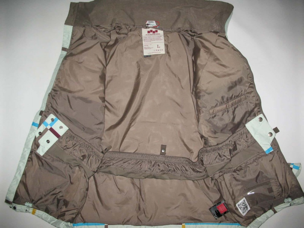 Куртка FOURSQUARE vise jacket (размер L) - 9