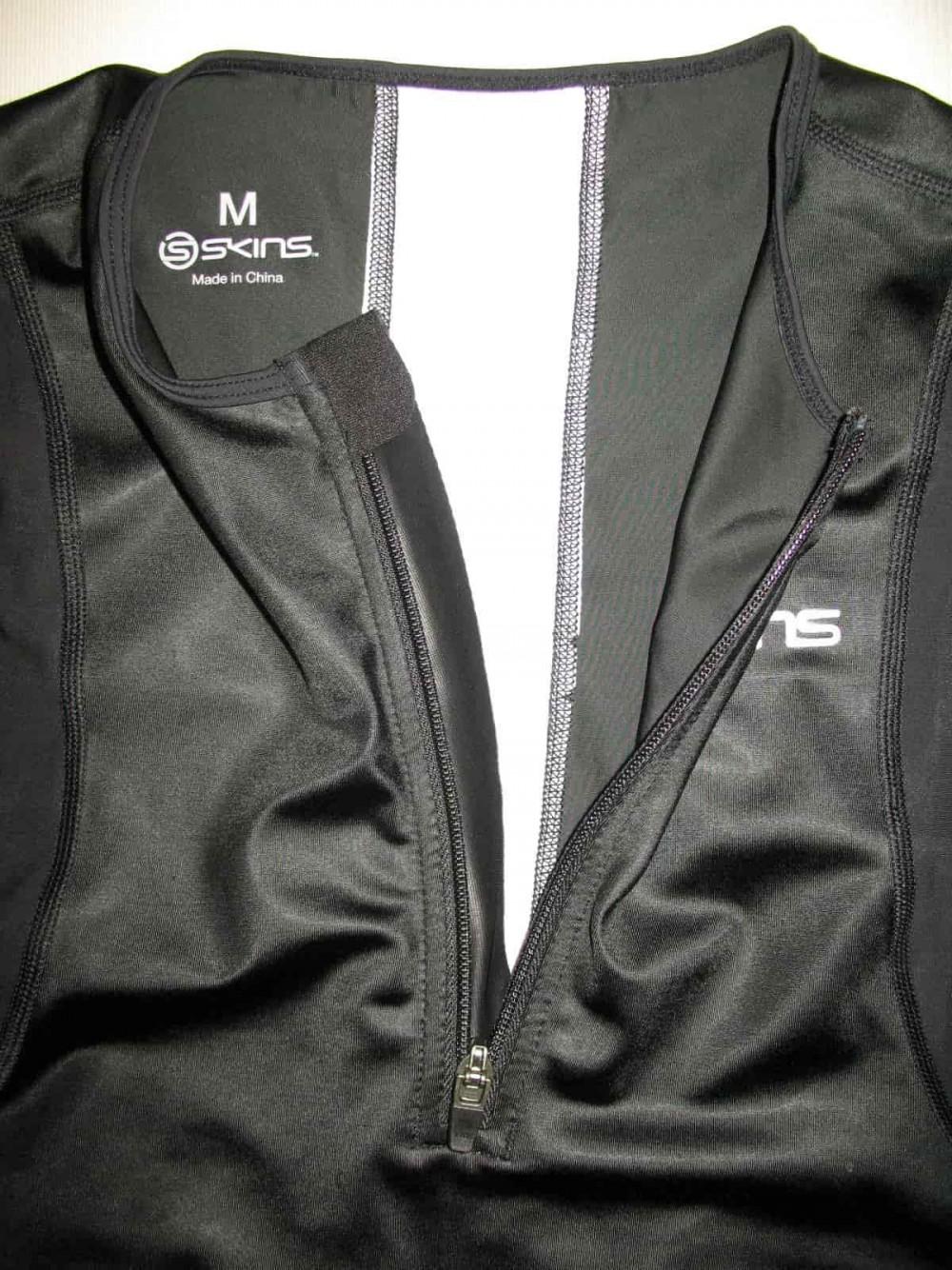 Футболка SKINS TRI400 compression ss jersey (размер M) - 3