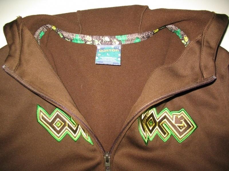 Кофта BURTON hoodie lady (размер L(реально M/S)) - 3