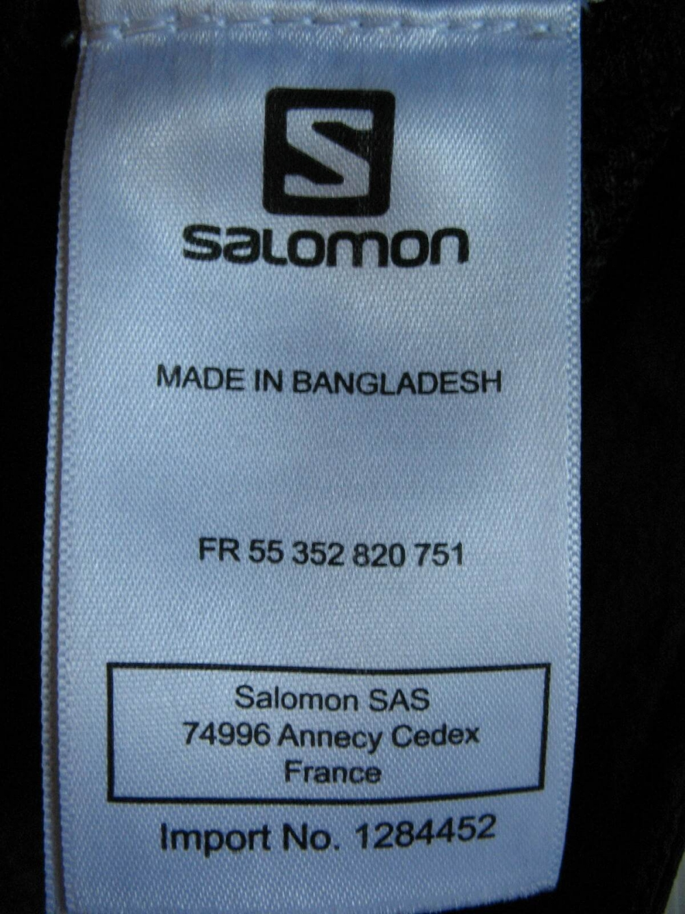 Шорты SALOMON Wayfarer shorts lady (размер M/S) - 8