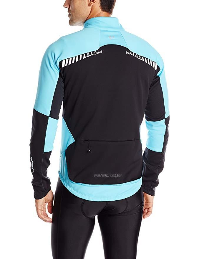 Велокуртка PEARL IZUMI elite softshell cycling jacket (размер S/M) - 1